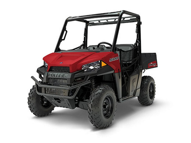2017 Polaris RANGER 500 Solar Red