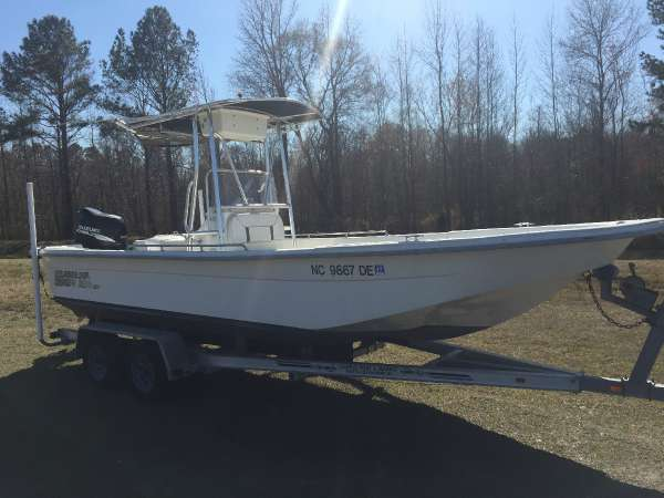 2007 Carolina Skiff 238 DLV