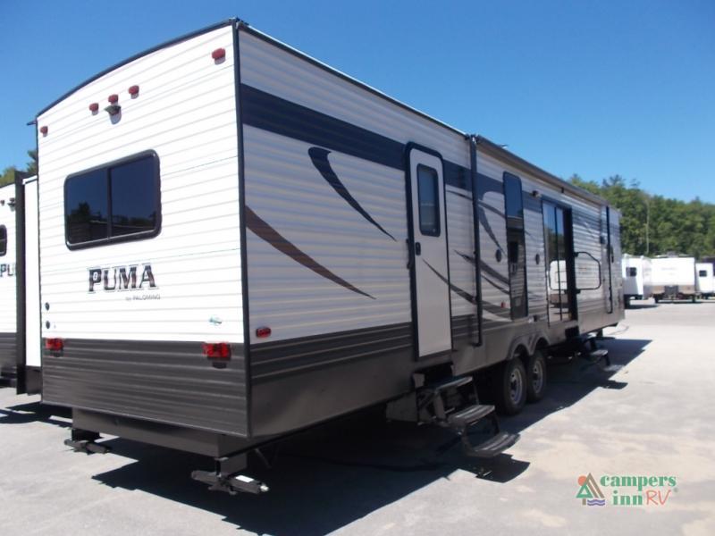 2017 Palomino Puma Destination 39-BHT