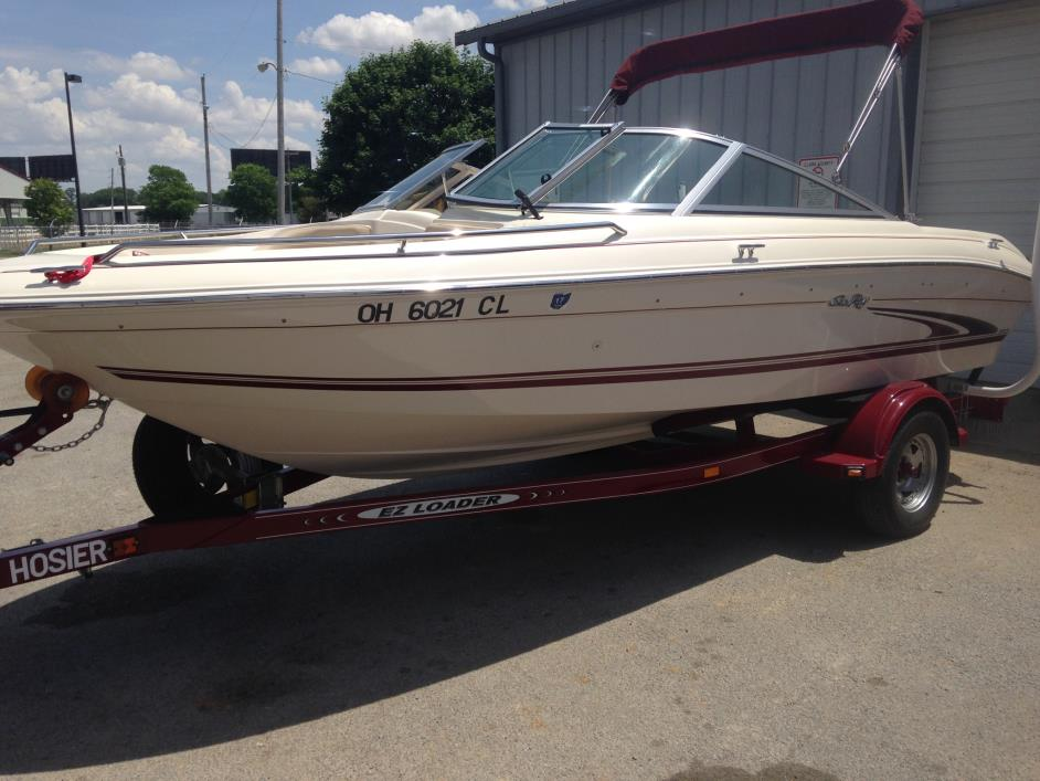1999 Sea Ray 185 Bow Rider