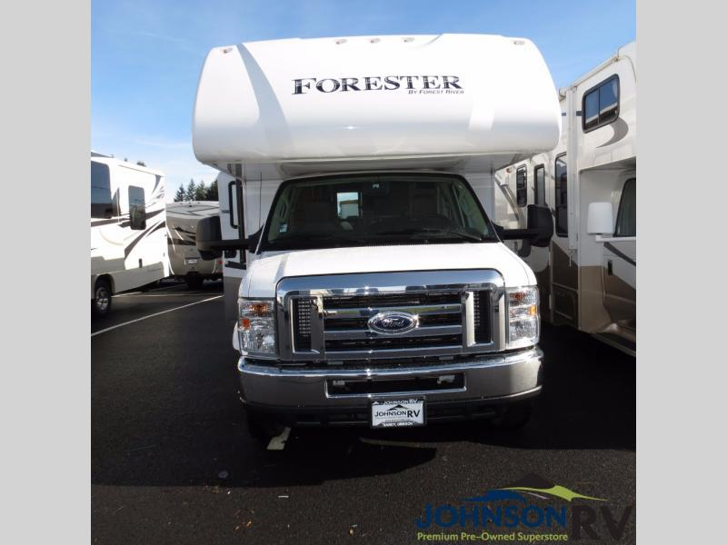 2016 Forest River Rv Forester 3171DS Ford