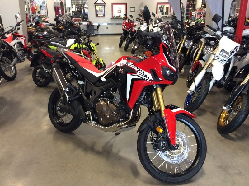 honda africa twin crf1000l motorcycles for sale in new jersey. Black Bedroom Furniture Sets. Home Design Ideas