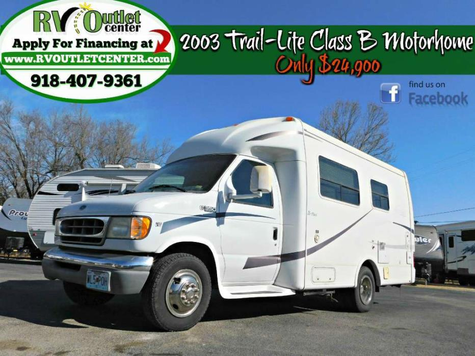 2003 R-Vision Trail-Lite 23ft B-Plus Motor home