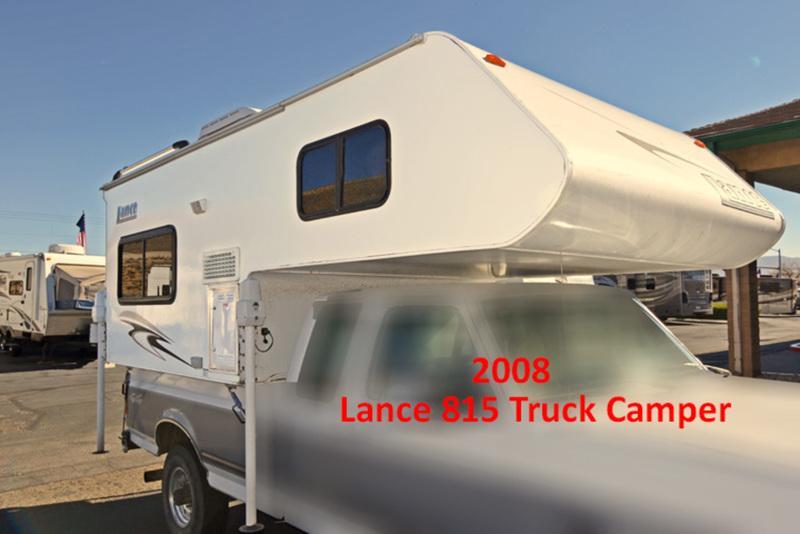 2008 Lance 815