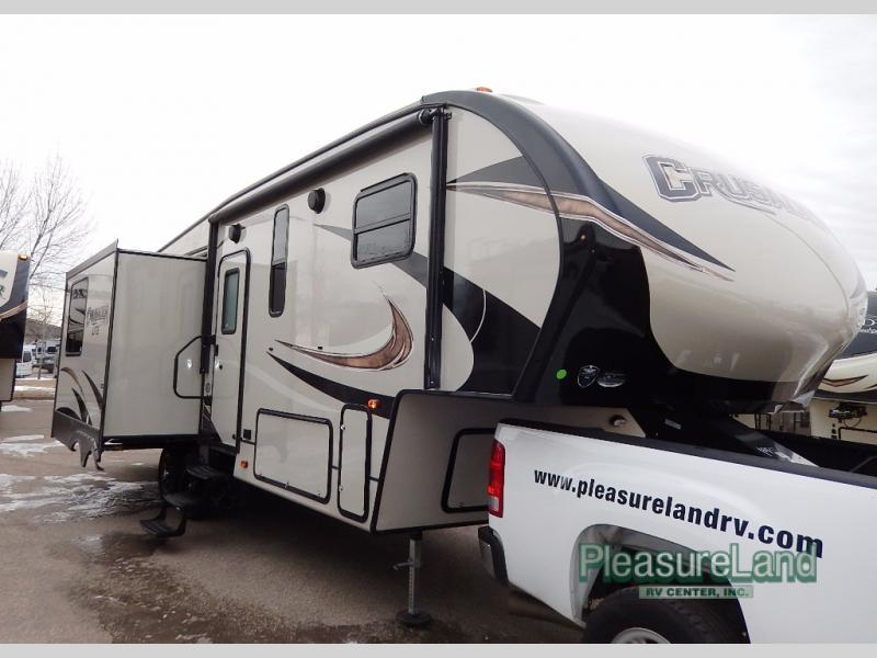 2017 Prime Time Rv Crusader LITE 28RL