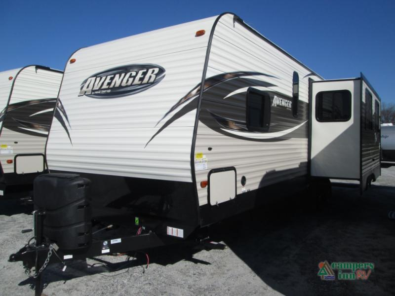 2017 Prime Time Rv Avenger 28RLS
