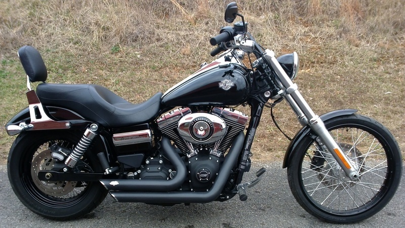 Harley Davidson Dyna Wide Glide Motorcycles For Sale In