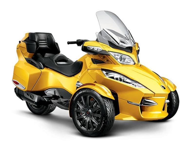2013 Can-Am Spyder RT S