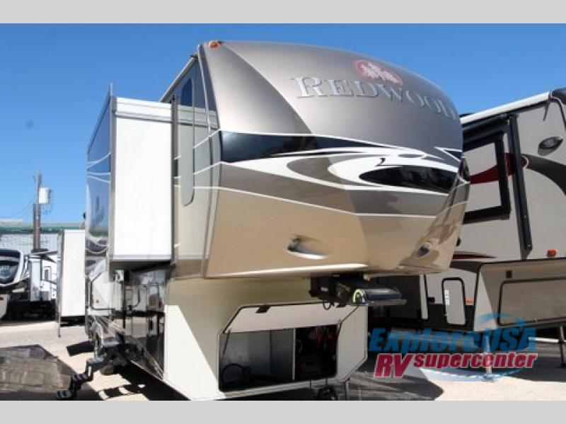 2014 Redwood Rv Redwood 36FL