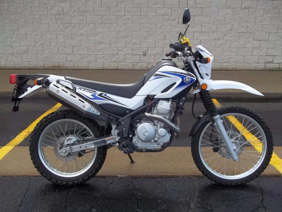 Yamaha Xt250 motorcycles for sale in Ohio
