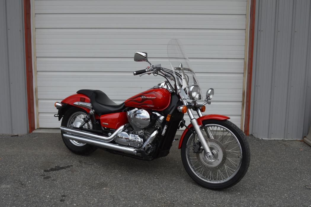 2007 Honda SHADOW SPIRIT C2