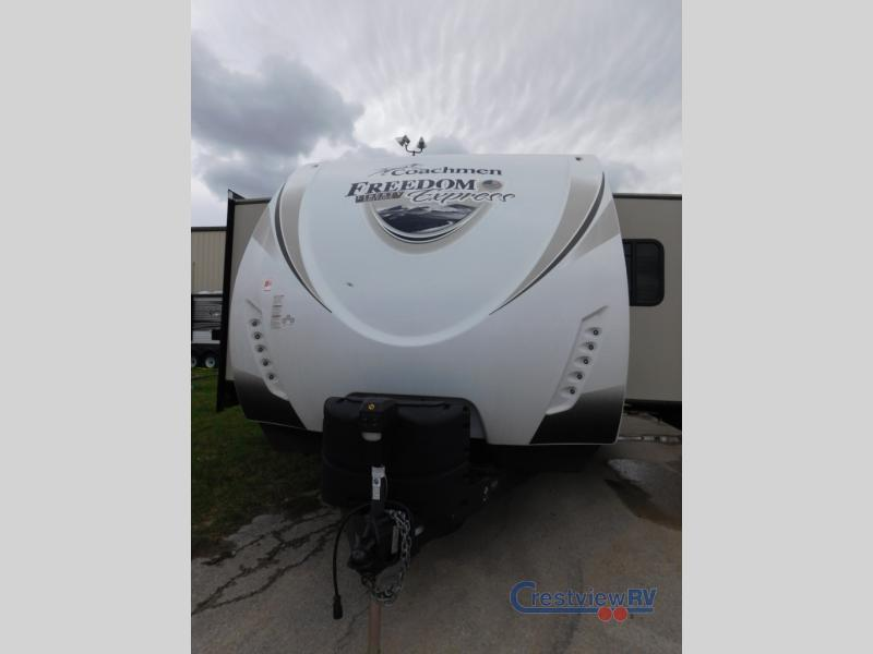2017 Coachmen Rv Freedom Express Liberty Edition 321FEDS