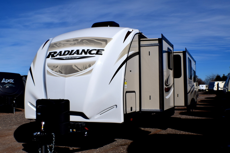 2017 Cruiser Rv Radiance Touring Edition R 28RLSS