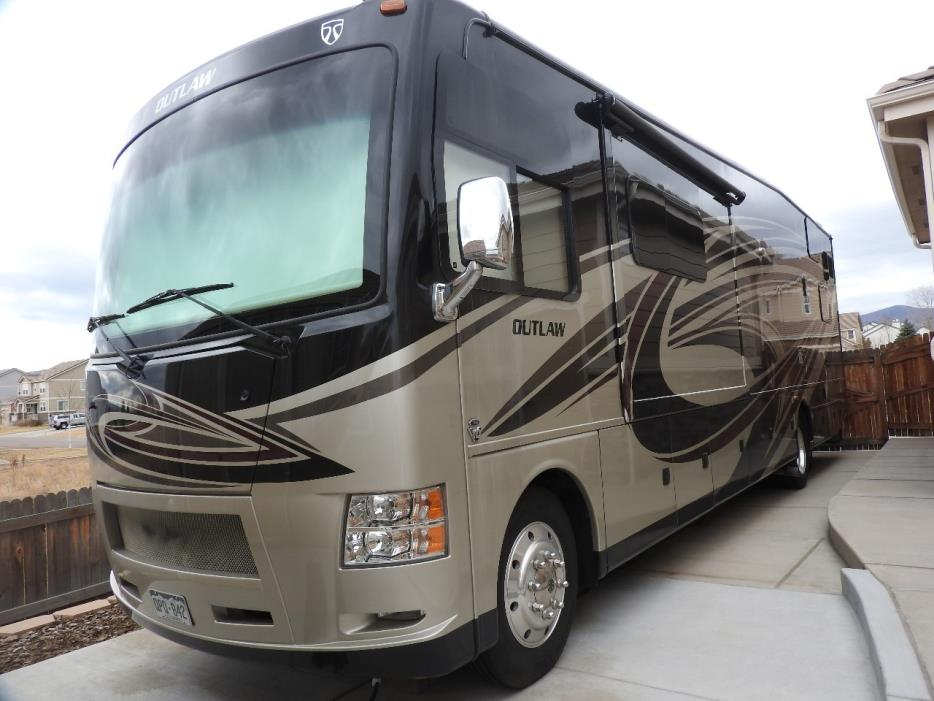 Thor Motor Coach Outlaw 37rb Rvs For Sale
