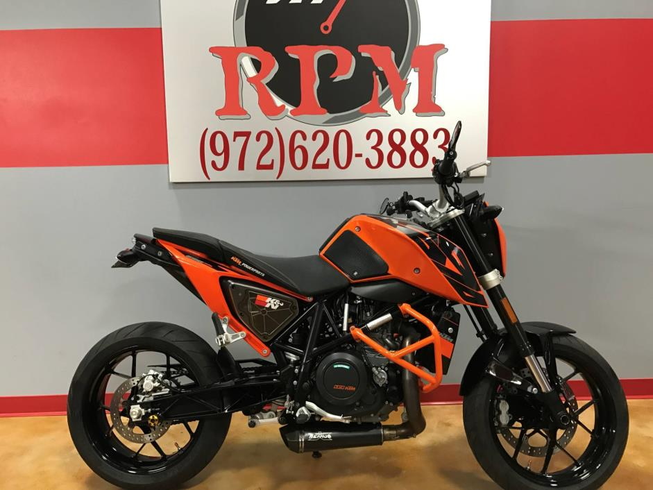 ktm 690 duke motorcycles for sale in dallas texas. Black Bedroom Furniture Sets. Home Design Ideas