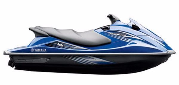 2010 Yamaha WaveRunner VX Deluxe