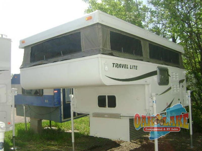2013 Travel Lite Truck Campers 610 Series