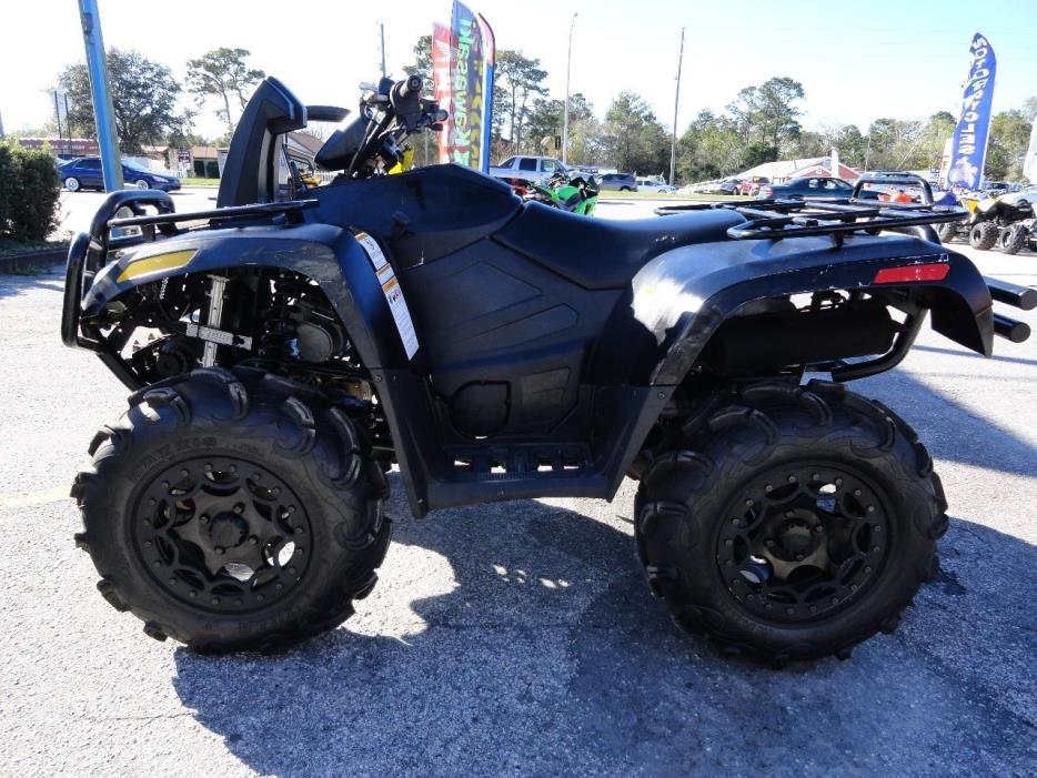 2015 Arctic Cat MUD PRO 700 LTD