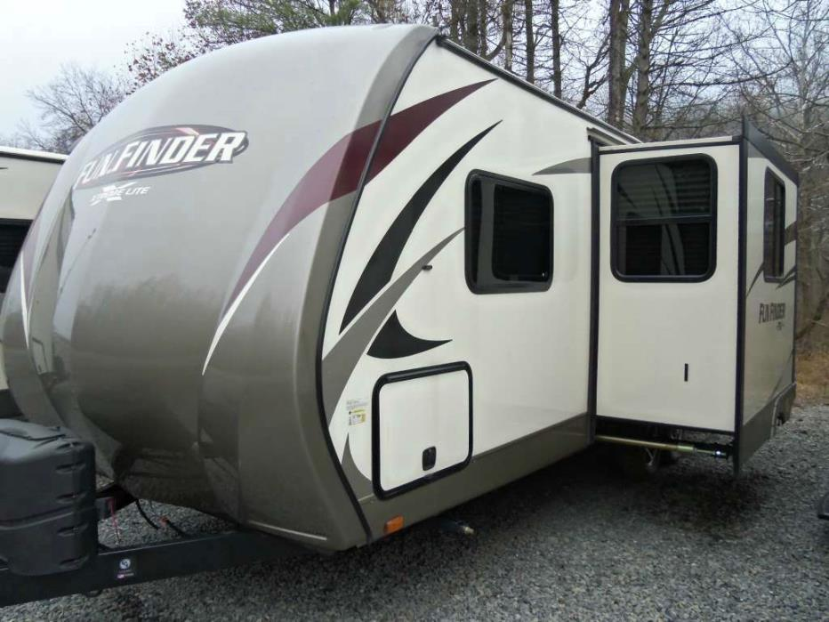 2016 Cruiser Rv Fun Finder FF 242BDS