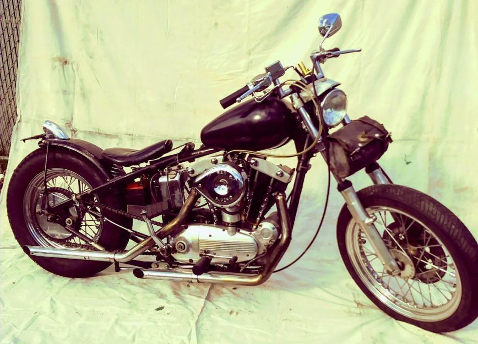 1969 Harley Davidson Sportster Motorcycles for sale