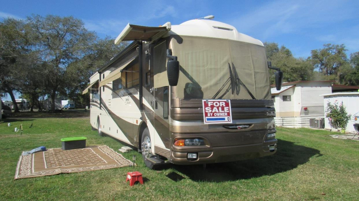 Fleetwood American Tradition rvs for sale on