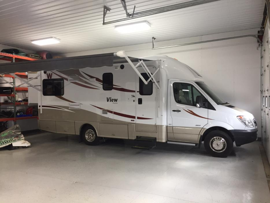 2013 Winnebago VIEW PROFILE 24G