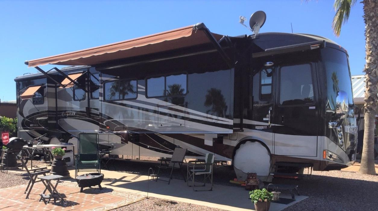 2013 Itasca ELLIPSE 42GD