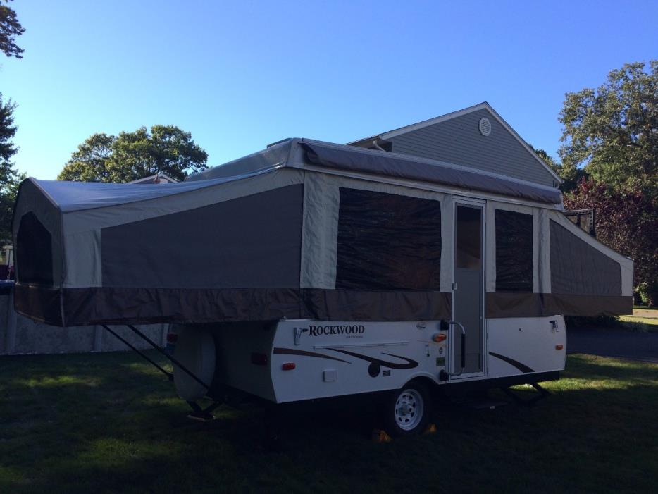 2013 Forest River ROCKWOOD FREEDOM 2280