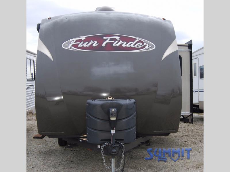 2010 Cruiser Fun Finder X Library - X-210UDS