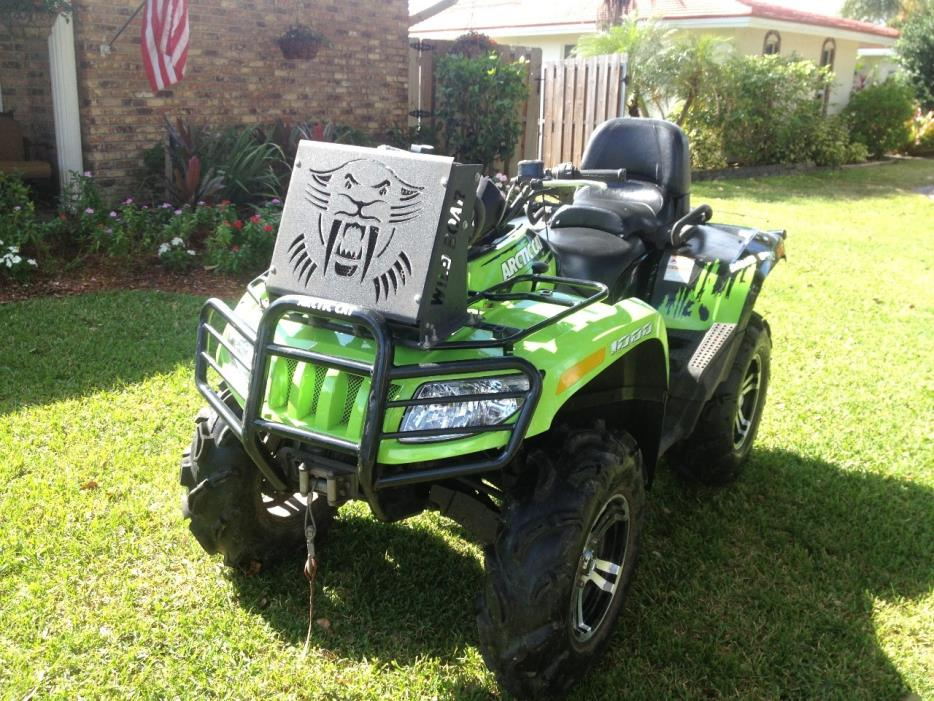 2011 Arctic Cat MUDPRO 1000