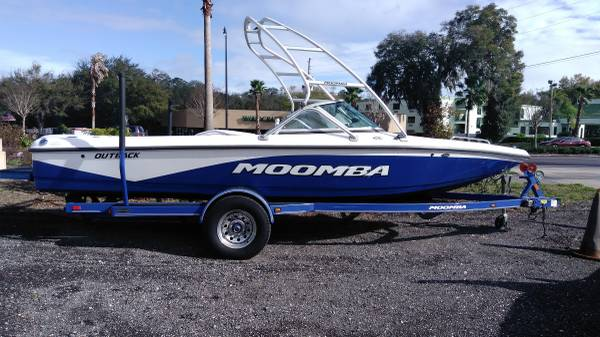 2008 Moomba Outback LS