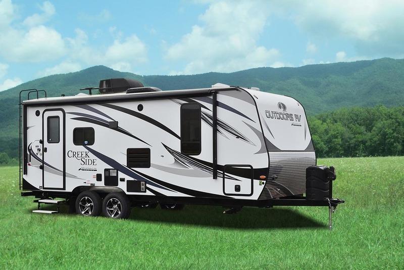 2017 Outdoors Rv Mountain Series Mountain Creek Side 21RBS