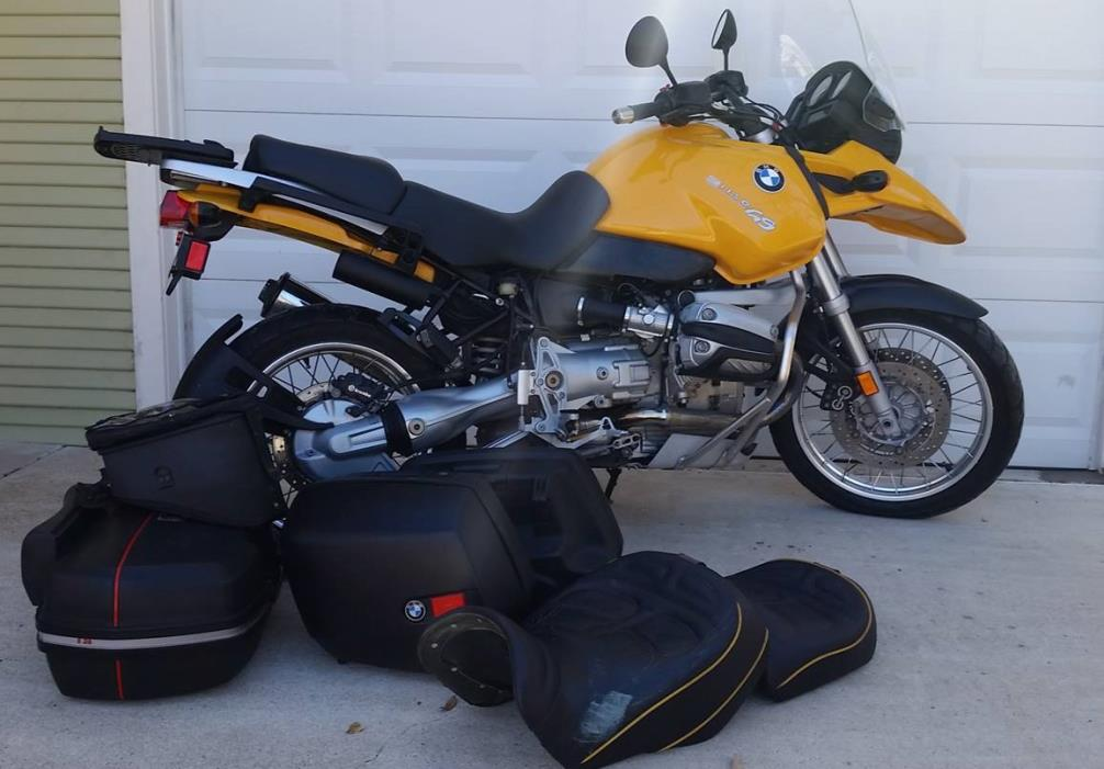 bmw r 1150 gs motorcycles for sale in texas. Black Bedroom Furniture Sets. Home Design Ideas