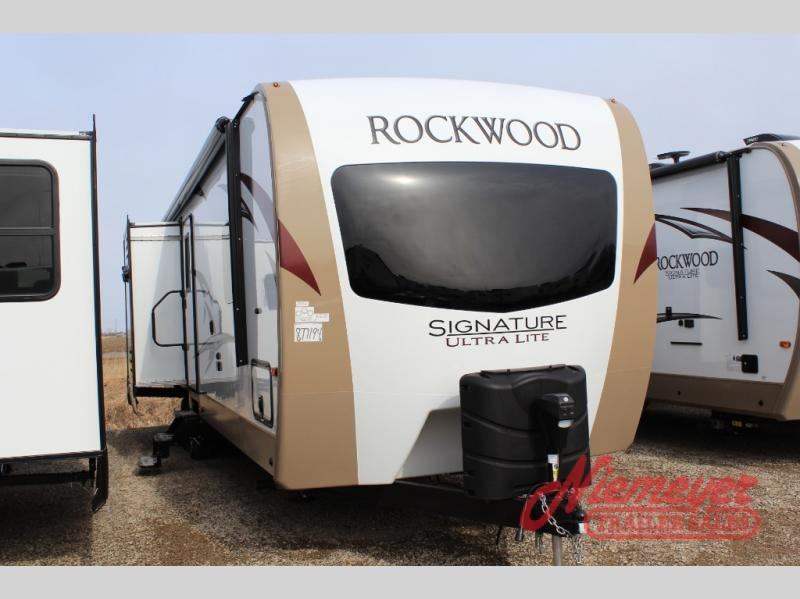 2017 Forest River Rv Rockwood Signature Ultra Lite 8327SS