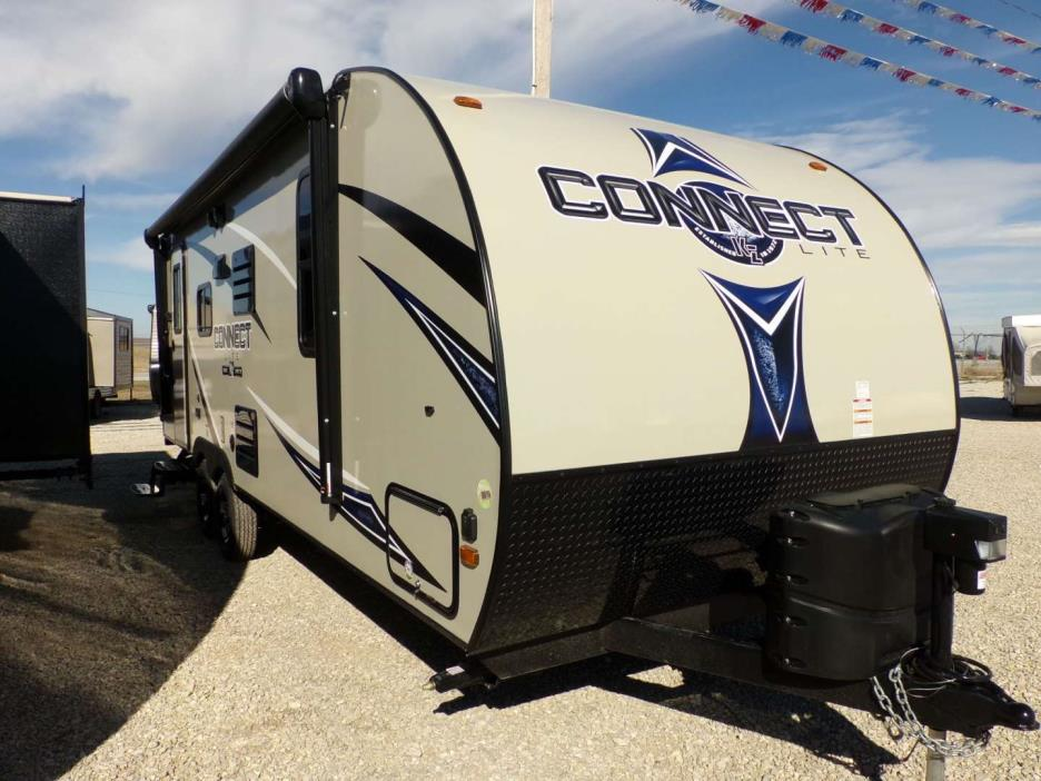2017 Kz-Rv KZ Connect Lite 221BH