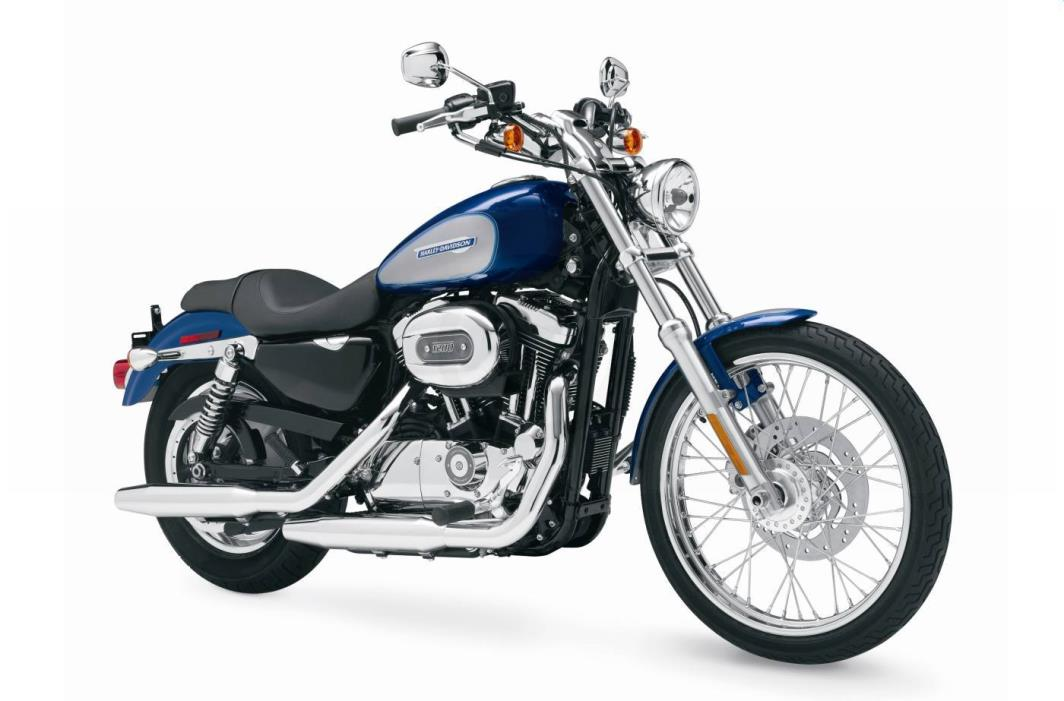 2009 Harley-Davidson XL1200C - SPORTSTER