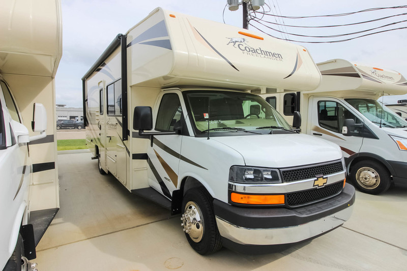 2017 Coachmen Freelander 26RS Chevy