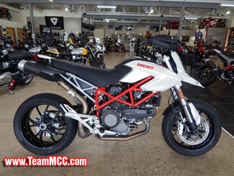 2009 Ducati Hypermotard 1100