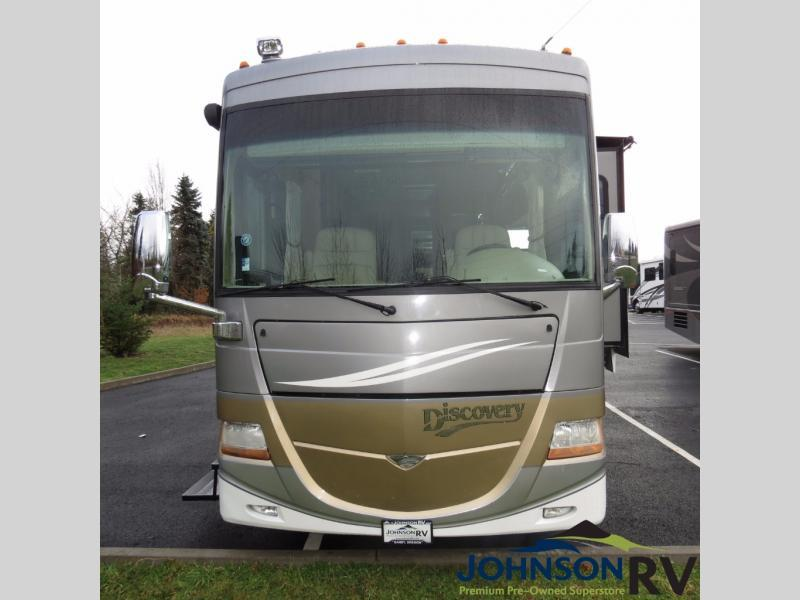 2009 Fleetwood Rv Discovery 40K