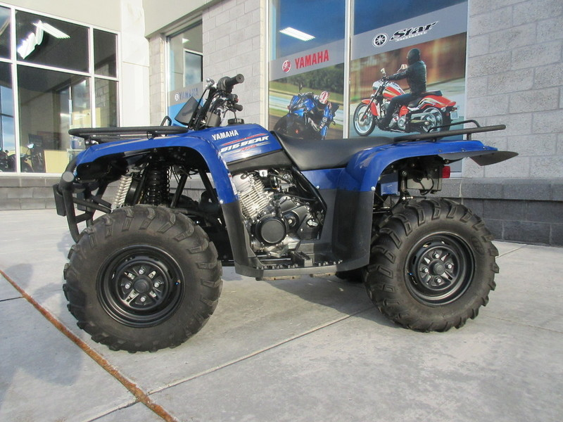 Yamaha Big Bear 400 4x4 Motorcycles For Sale