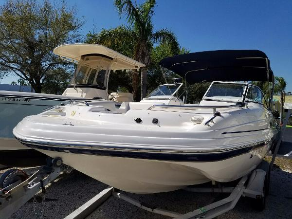 2005 hurricane deck boat boats for sale for Hurricane sundeck for sale