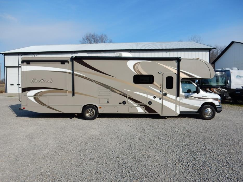 2015 Thor Motor Coach FOUR WINDS 31L