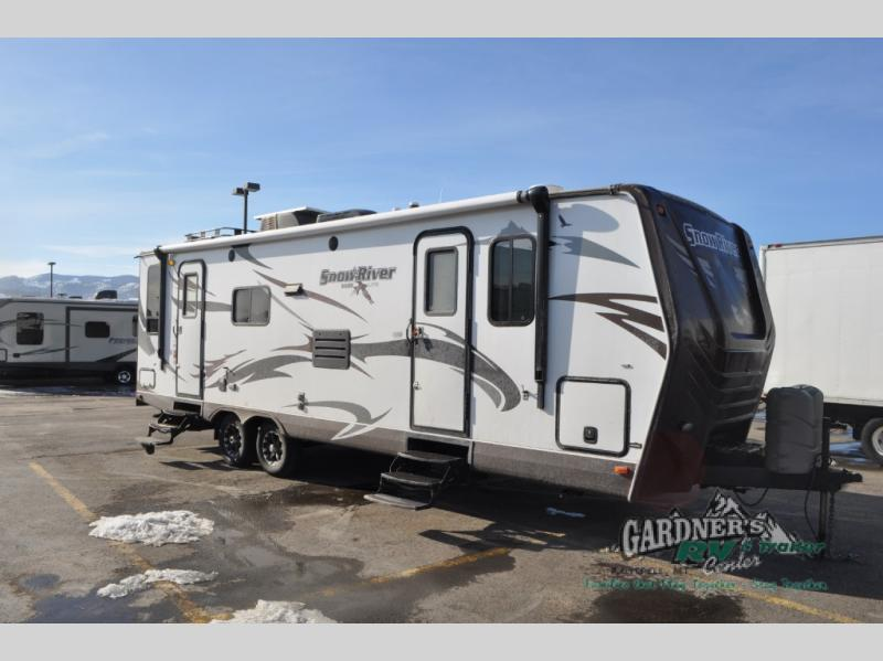 2013 Northwood Snow River 266RDS
