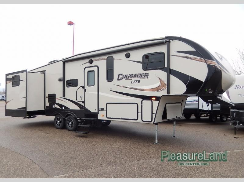 2017 Prime Time Rv Crusader LITE 30BH