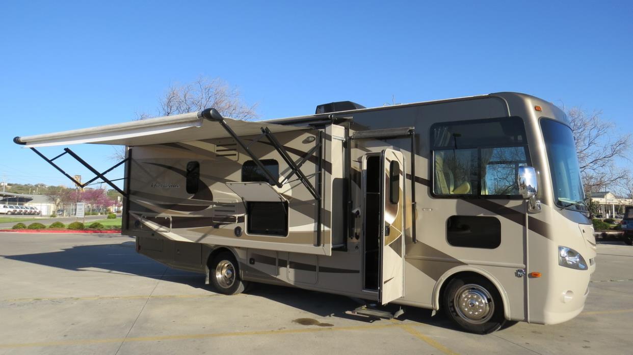 Thor hurricane 27k rvs for sale in texas for Thor motor coach hurricane