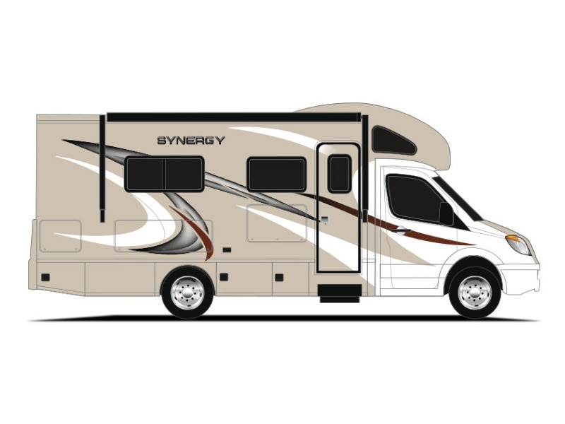 2017 Thor Motor Coach Synergy SD24