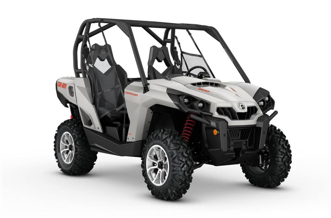 2017 Can-Am COMMANDER 800 DPS