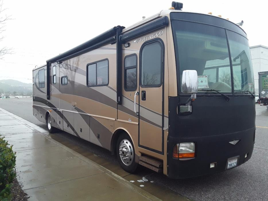 Fleetwood Discovery 39j Rvs For Sale