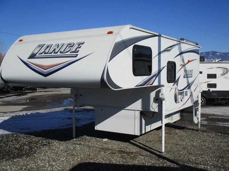 2010 Lance Truck Campers 850