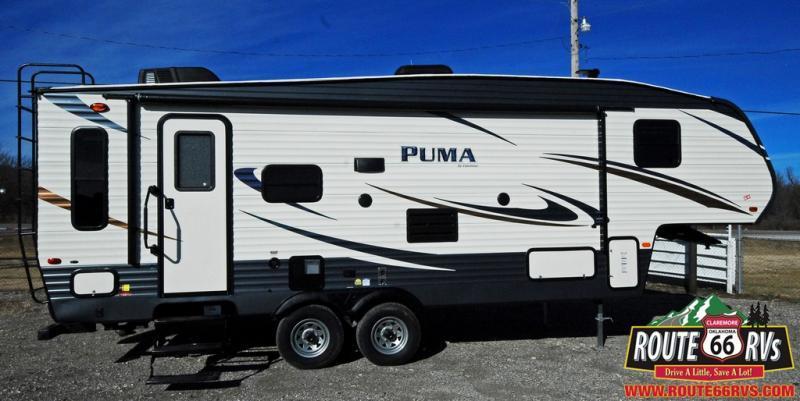 2017 Palomino Puma 253FBS